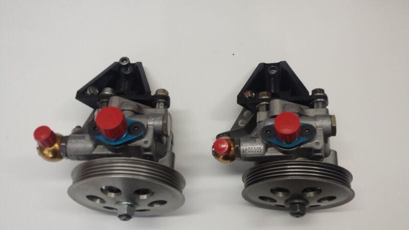 WRC Power Steering Pump