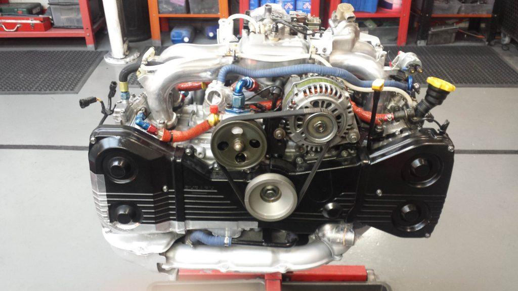 Subaru Rally Engines Subaru Gpn Subaru Gpa Wrc