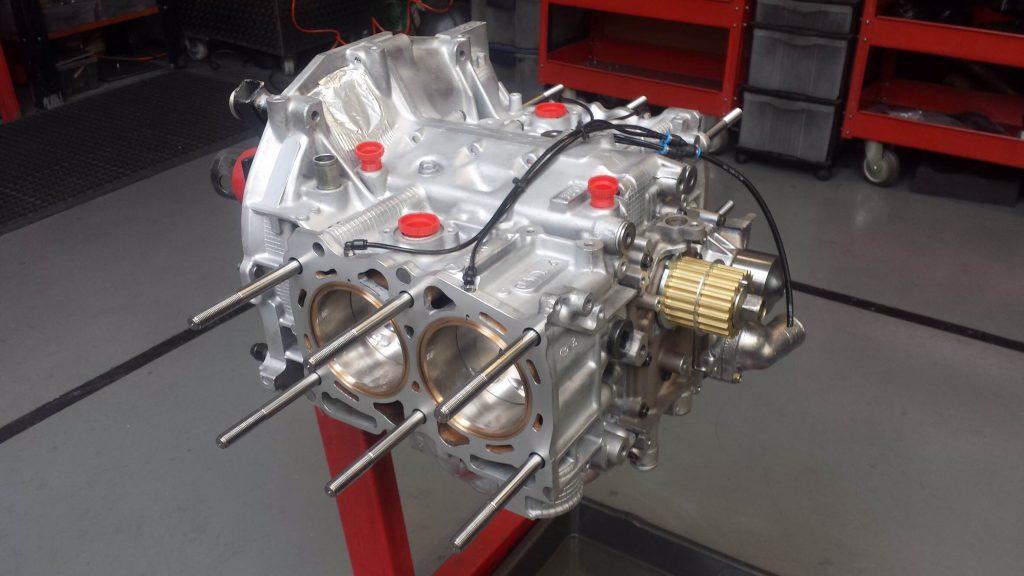 Graham Sweet Engines | Subaru Rally Engines
